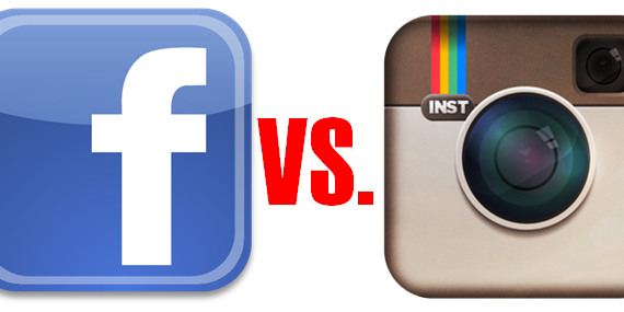 Facebook vs Instagram marketing