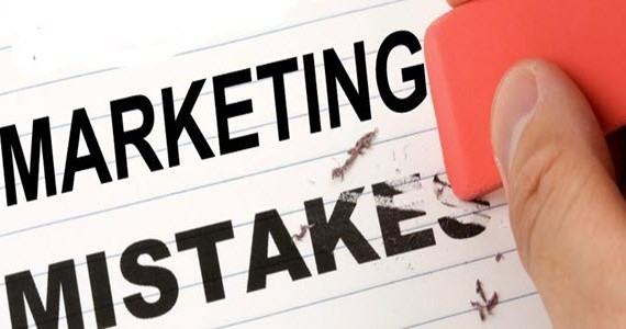 common marketing mistakes to avoid