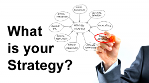 your marketing strategy